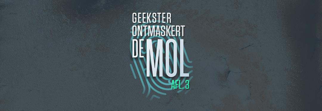 De Mol aflevering 3