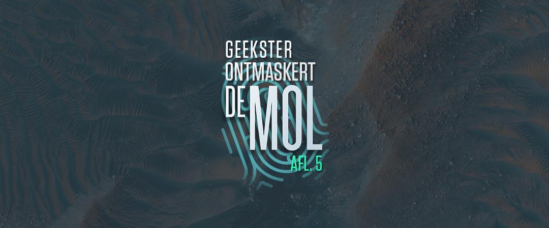 De Mol afl. 5
