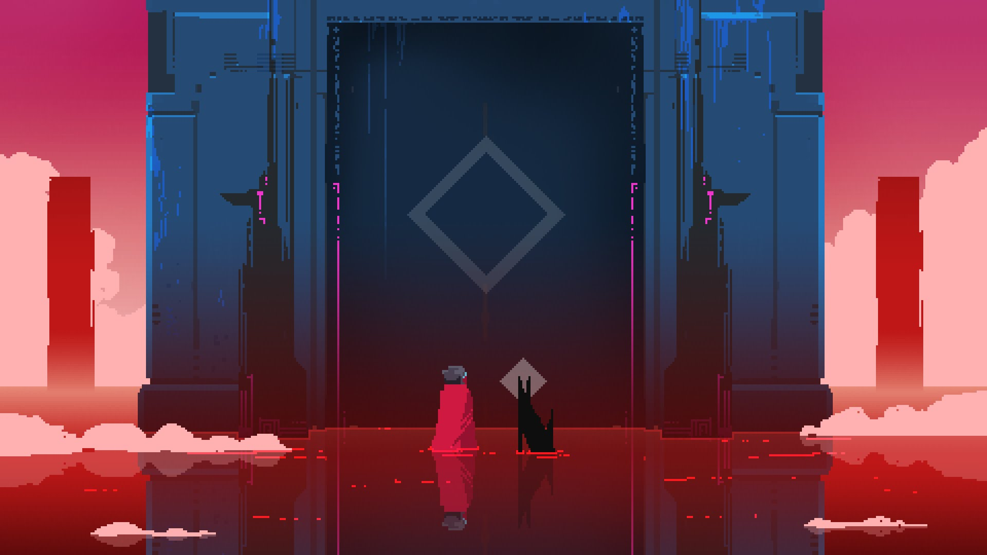 hyper light drifter story