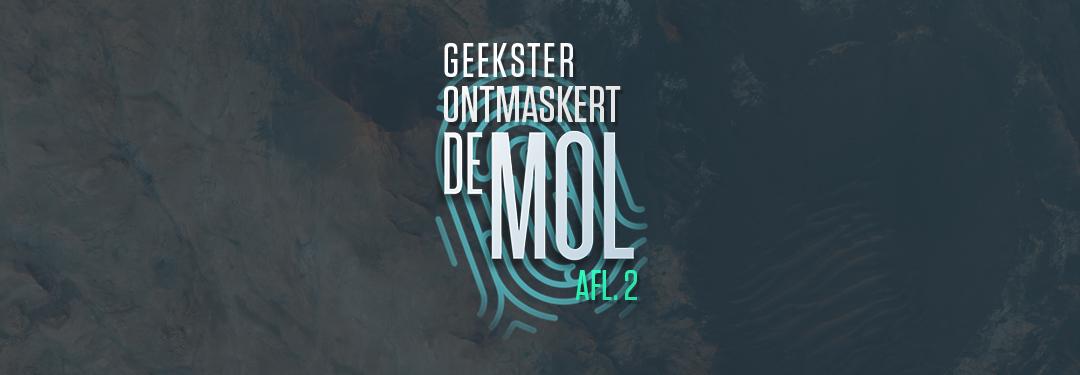 De Mol Afl. 2