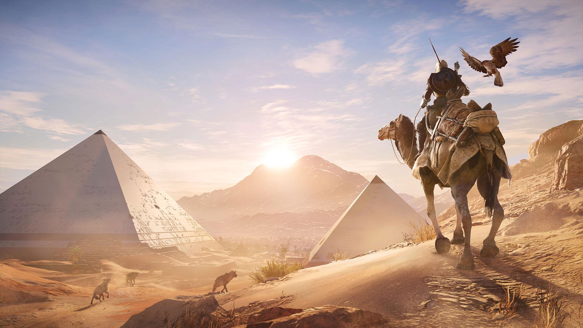 Assassin's Creed Origins Piramides