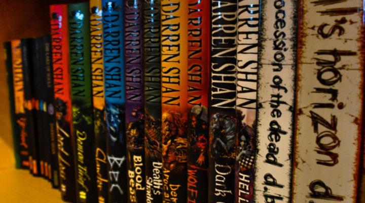 Wonderlijk Waarom je de Darren Shan-boeken zeker een kans moet geven - Geekster CZ-79