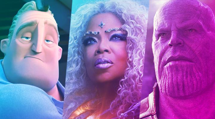 films 2018