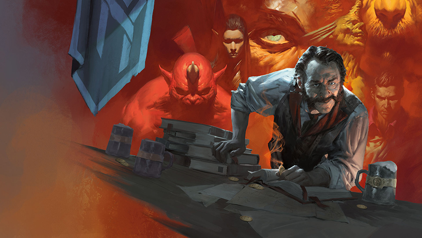 Yawning Portal Artwork