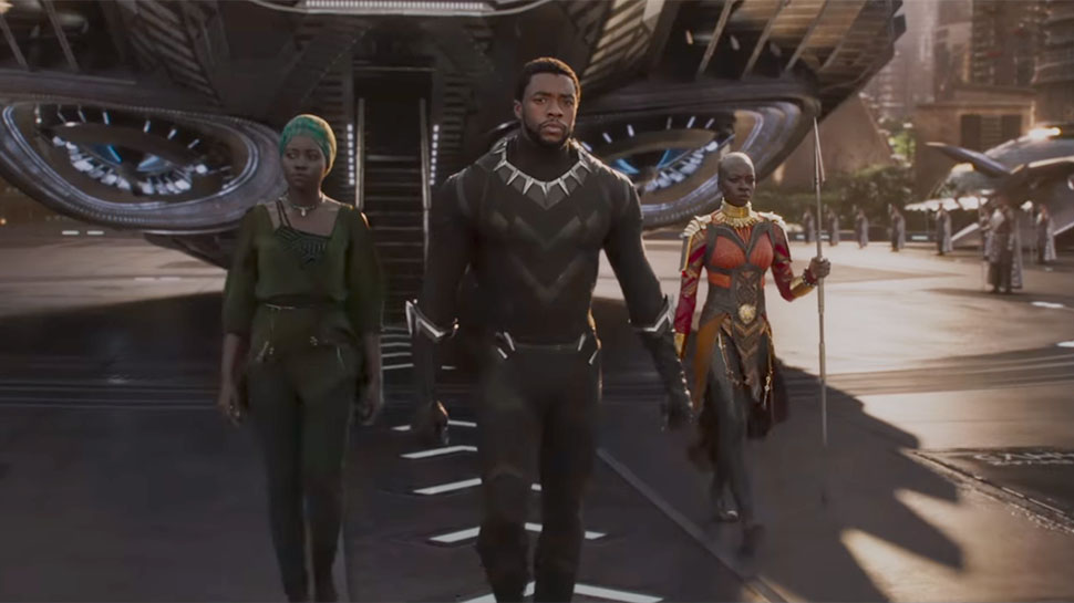 The African influence is the cornerstone of Wakanda in Black Panther