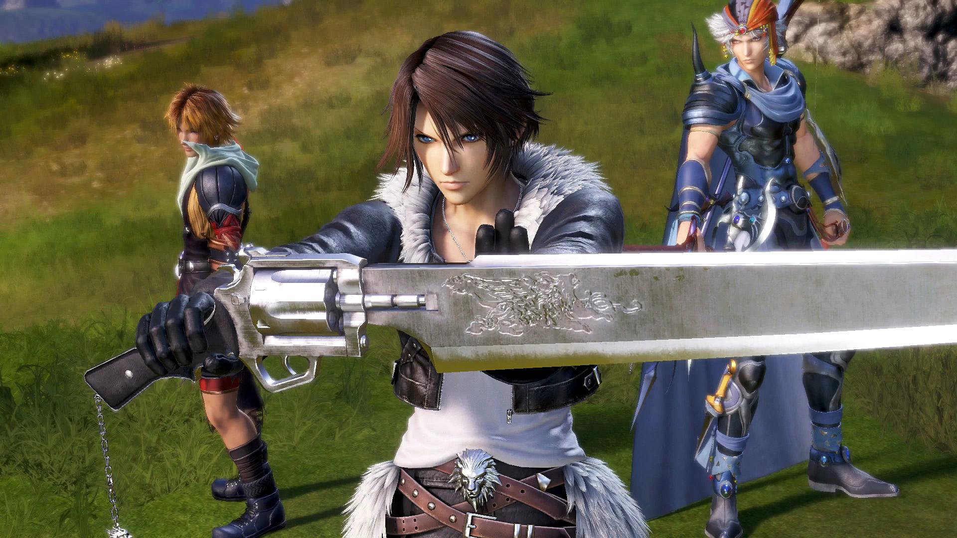 Dissidia Final Fantasy NT recensie