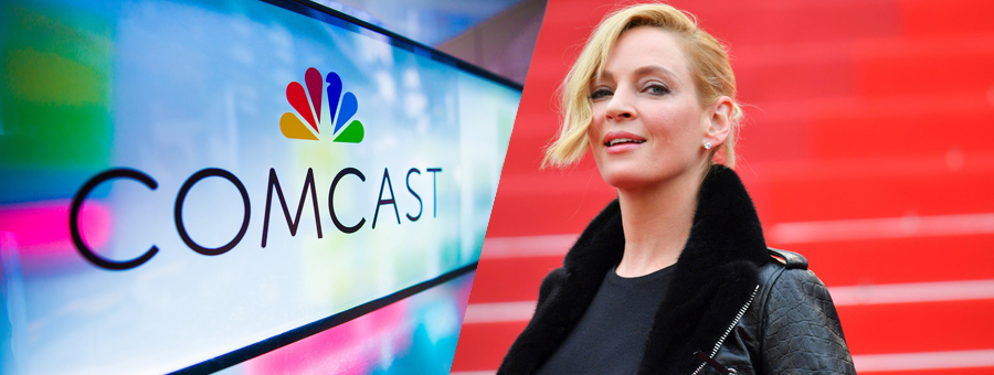 comcast uma thurman