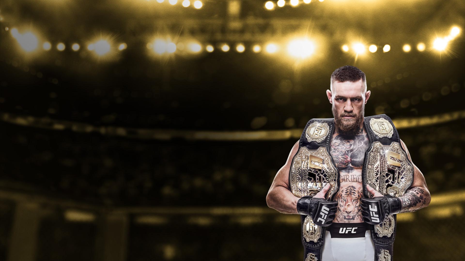 UFC 3 cover photo