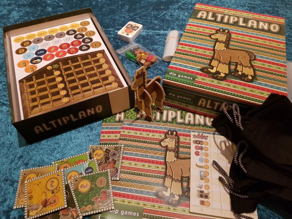 Altiplano inhoud