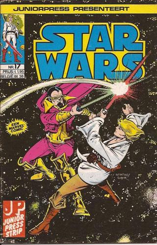 Weeklydose star Wars JP