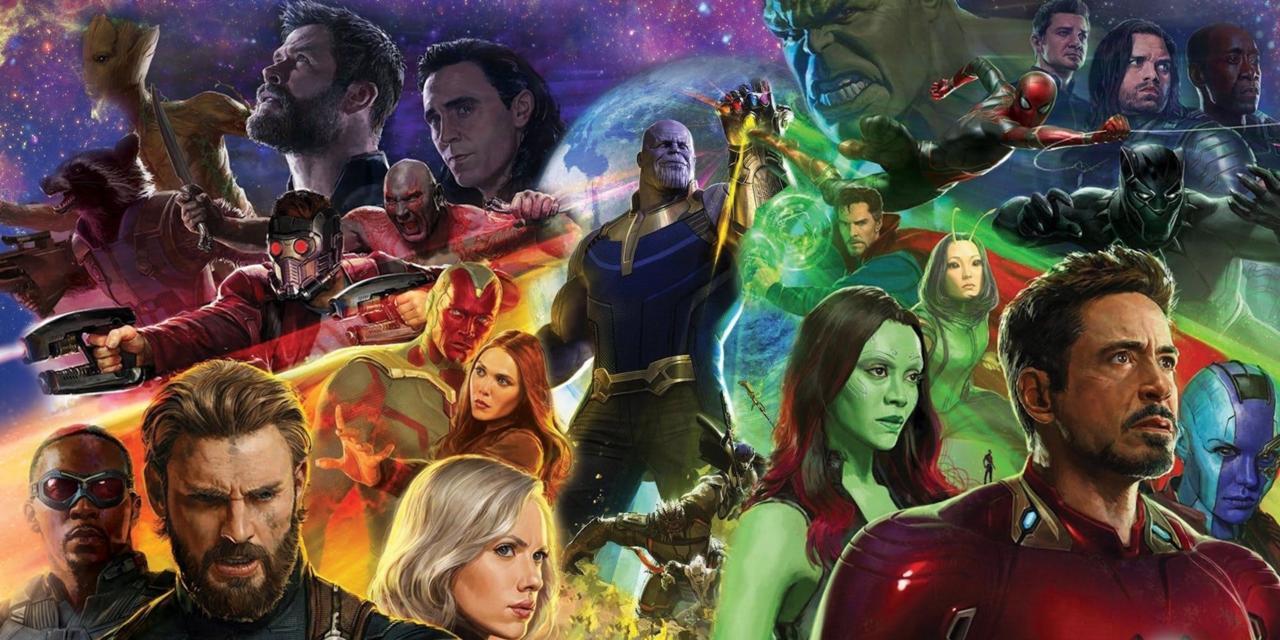 avenbers infinity war