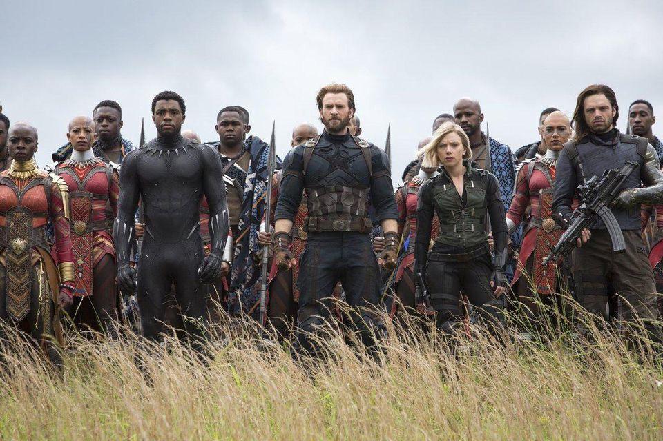 Avengers Infinity War - Wakanda