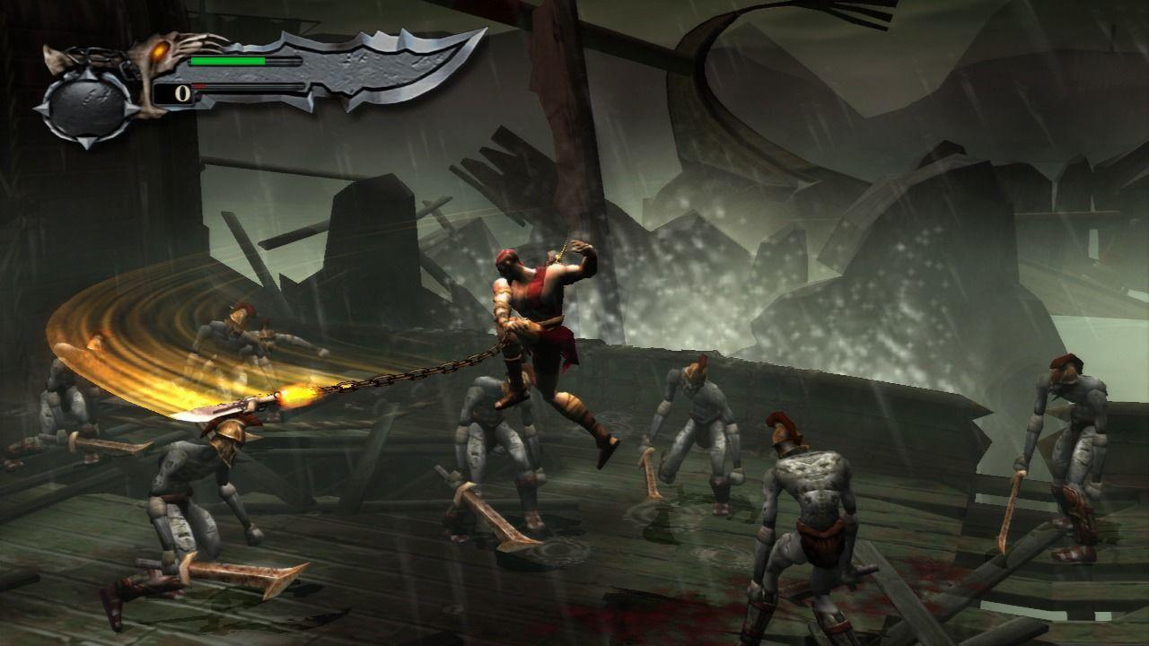 God of War bftp gameplay