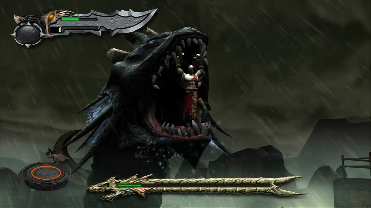 God of War bftp hydra