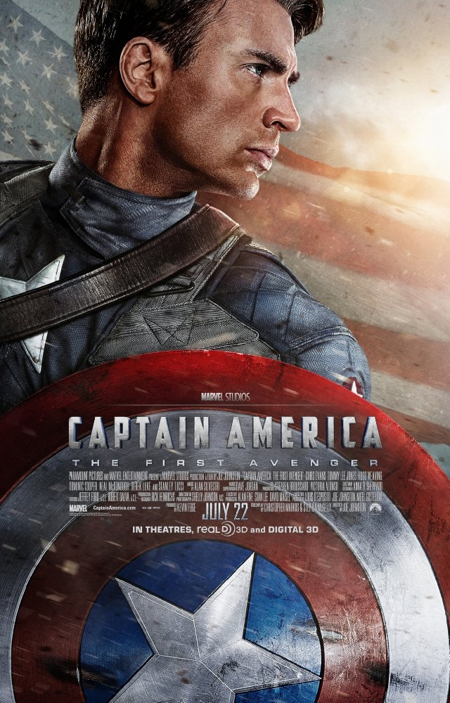mcu captain america