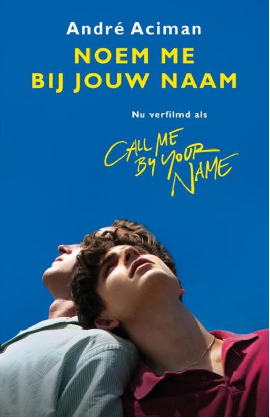 Call me by your name, noem me bij jouw naam