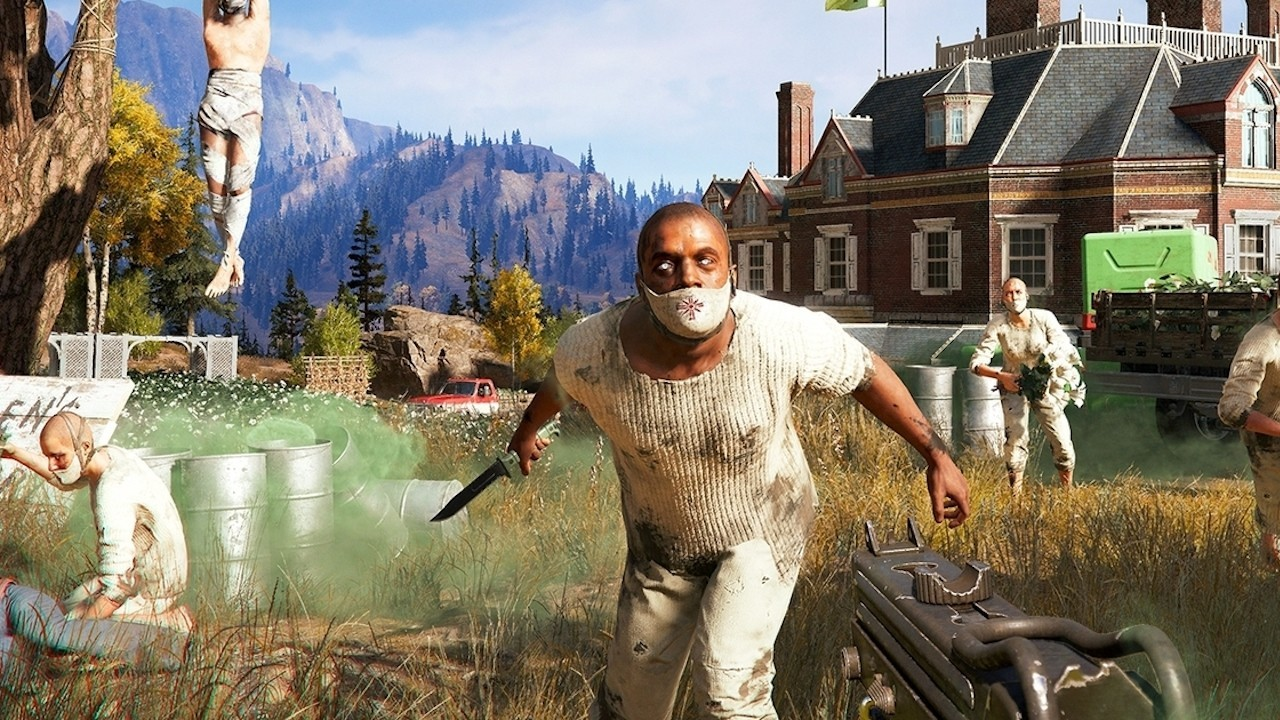 Far Cry 5 bliss