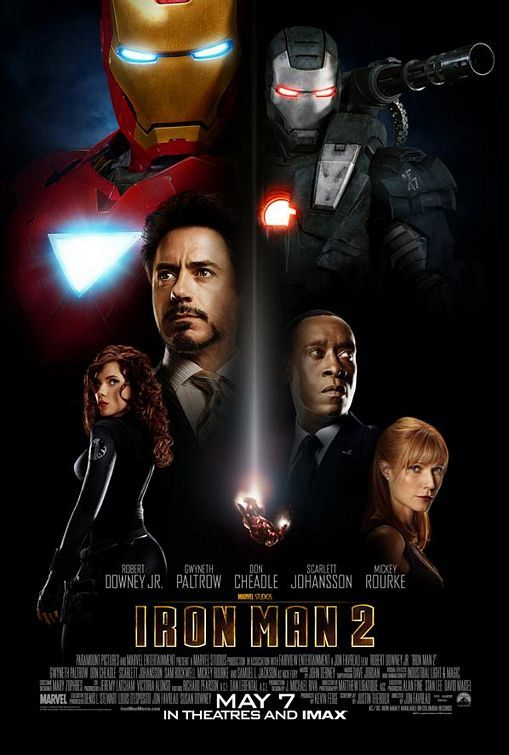 mcu iron man 2
