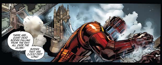 Avengers celestials