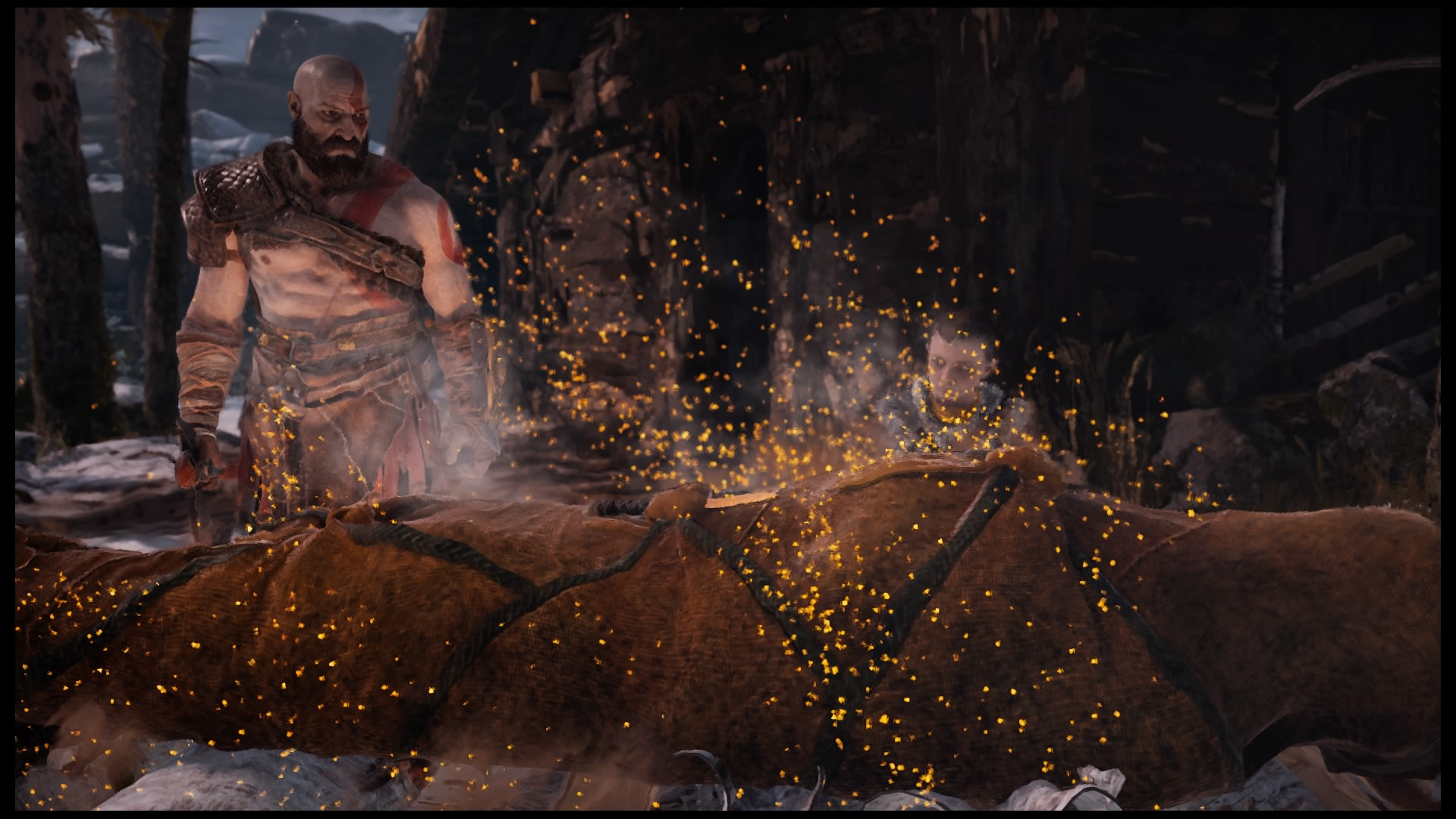 God of War funeral