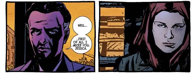 Jessica Jones en de Purple Man
