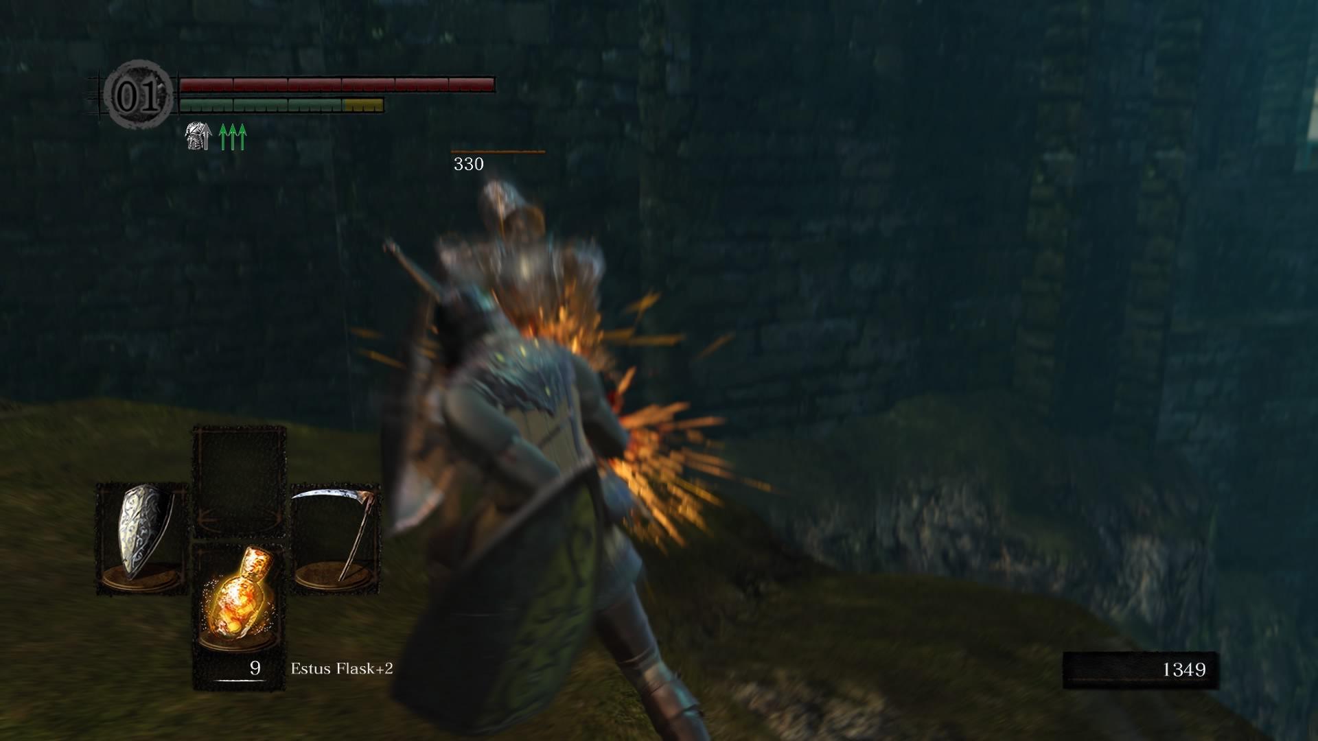 Dark Souls Remastered Backstab