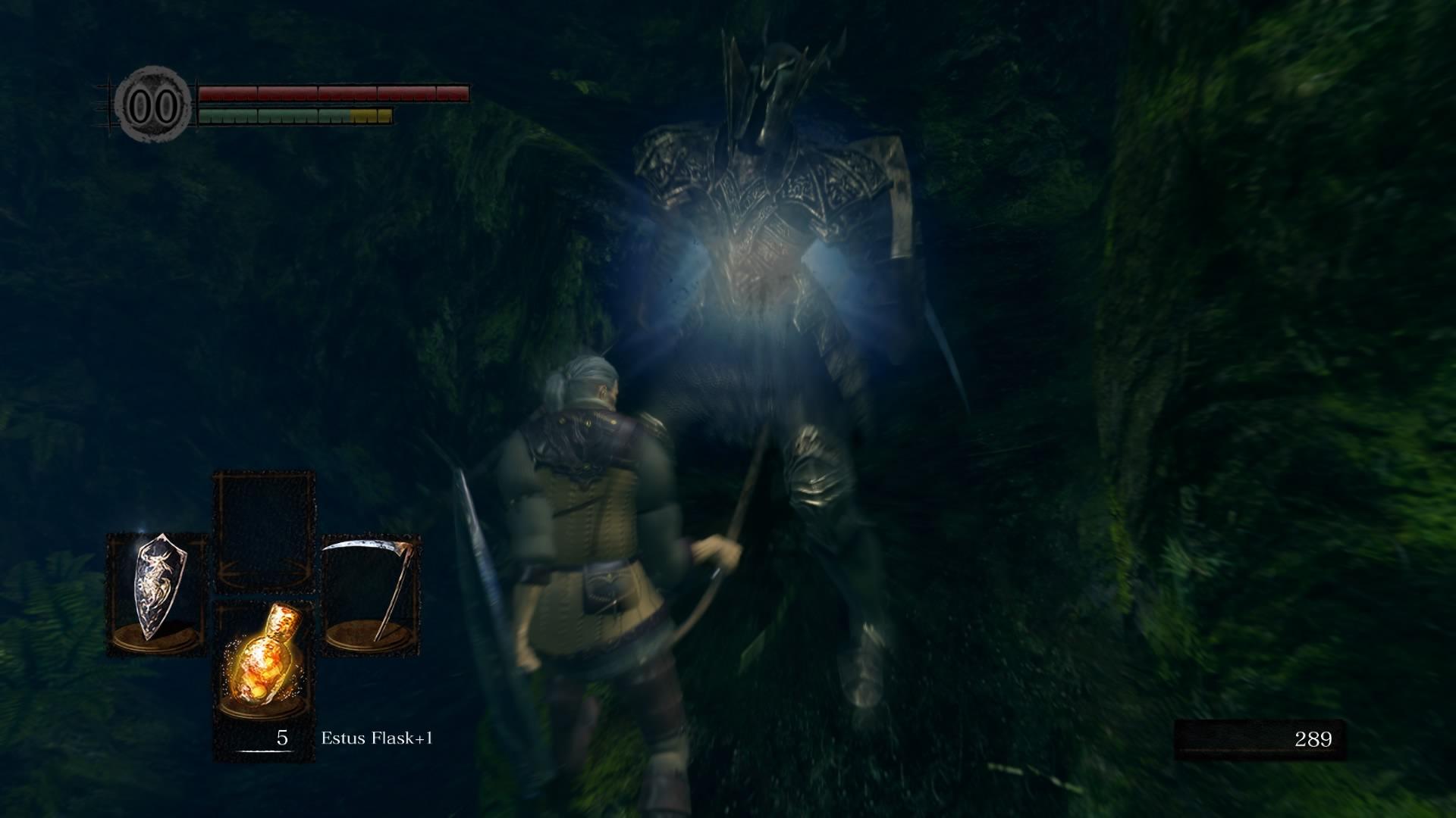 Dark Souls Remastered Parry