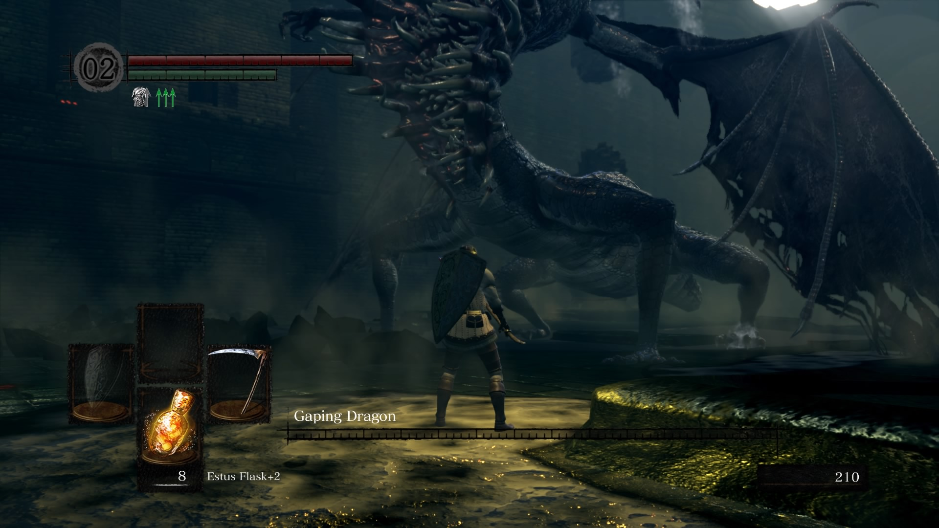Dark Souls Remastered difficulty
