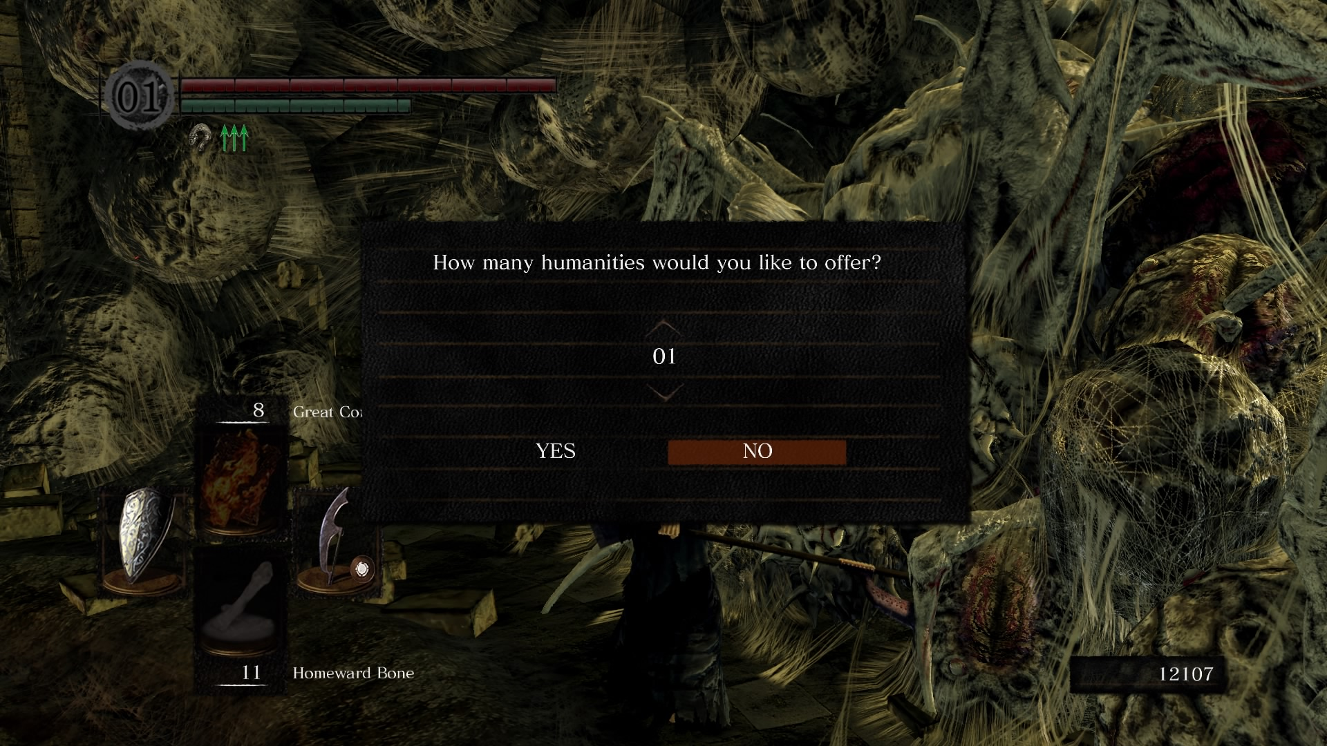 Dark Souls Remastered multiple items