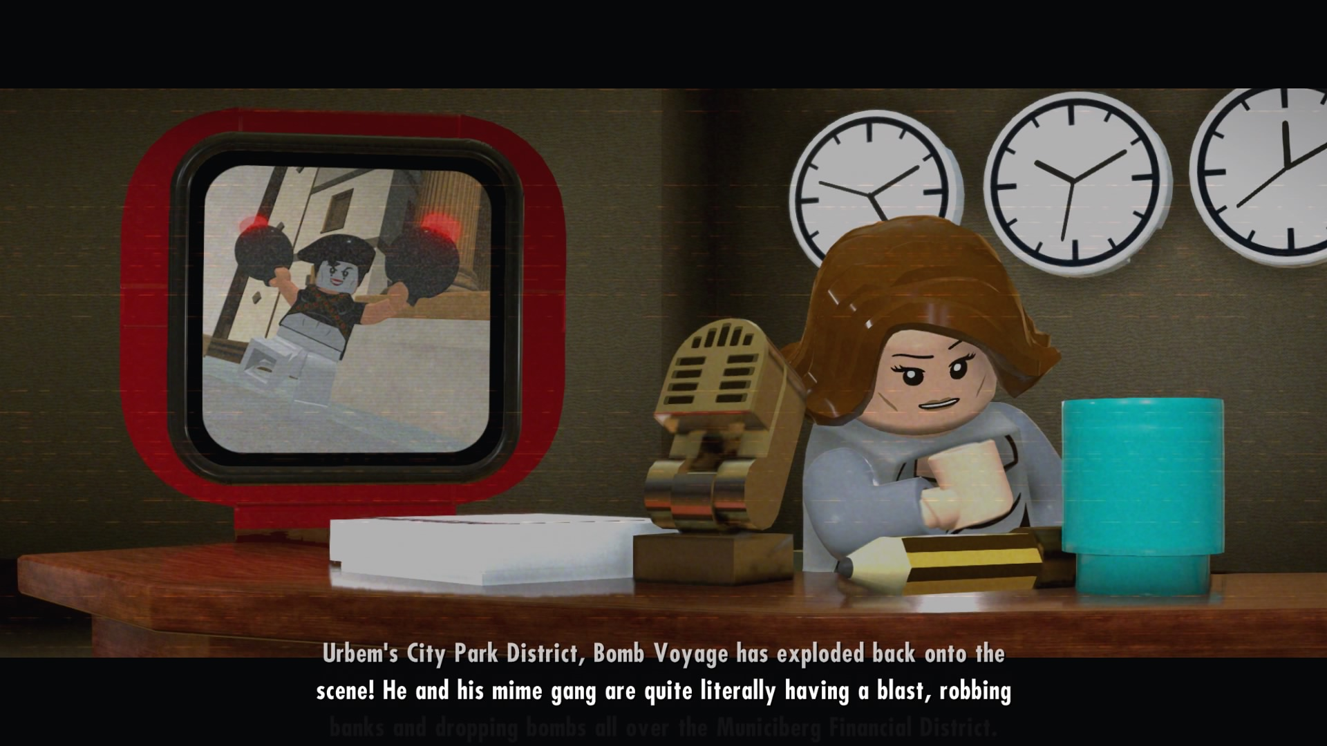 Lego The Incredibles puns