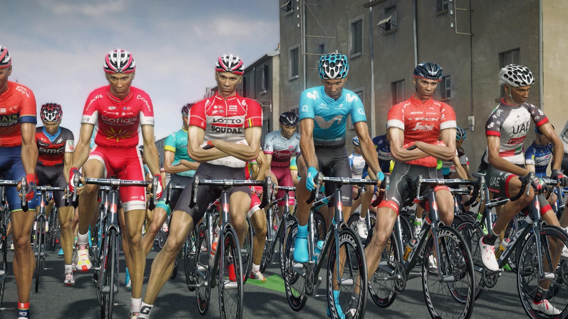 Tour de France 2018 graphics