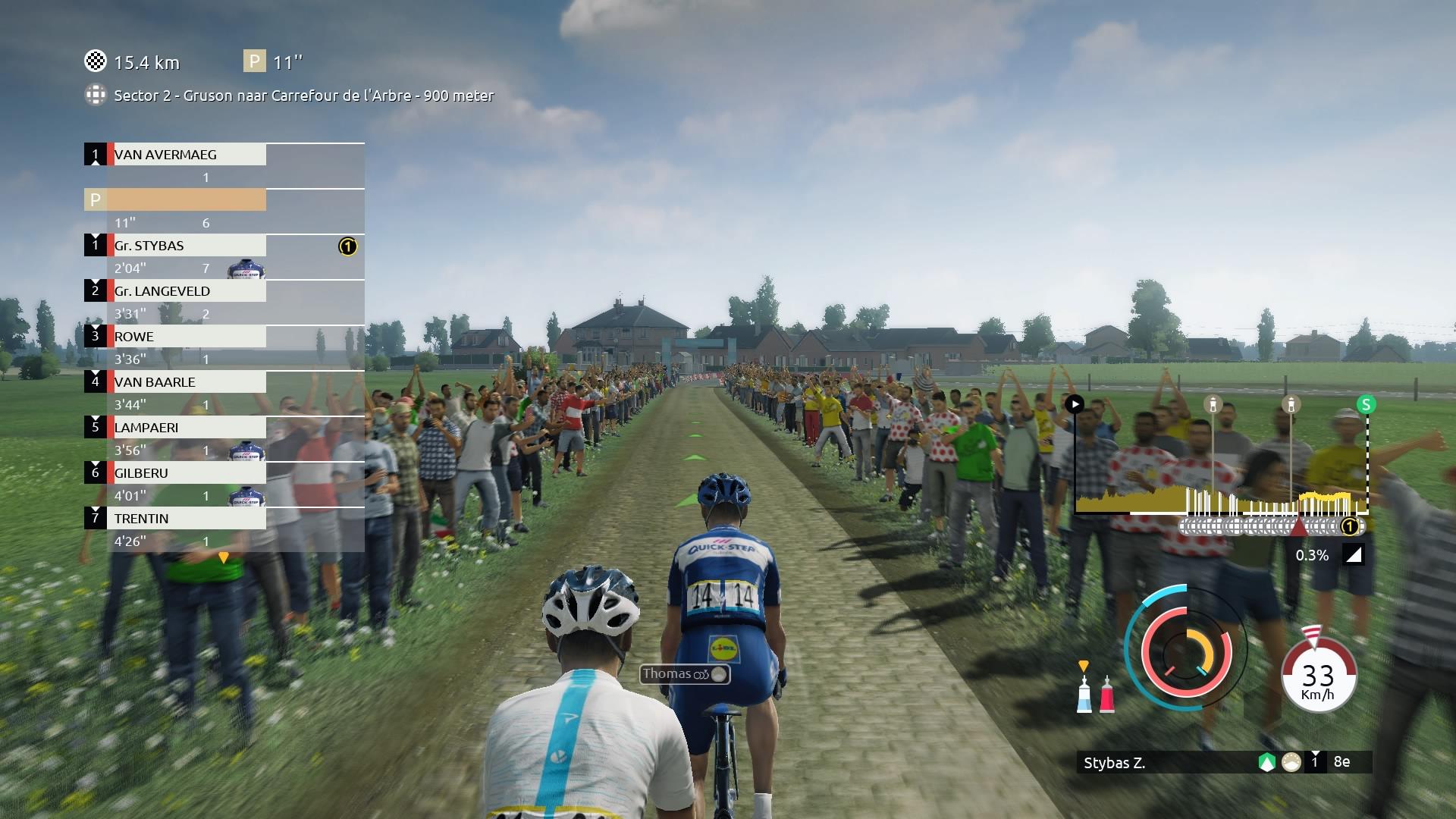 Tour de France 2018 Parijs-Roubaix