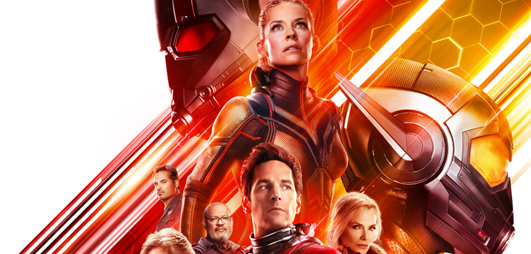 Ant-Man and the wasp recensie