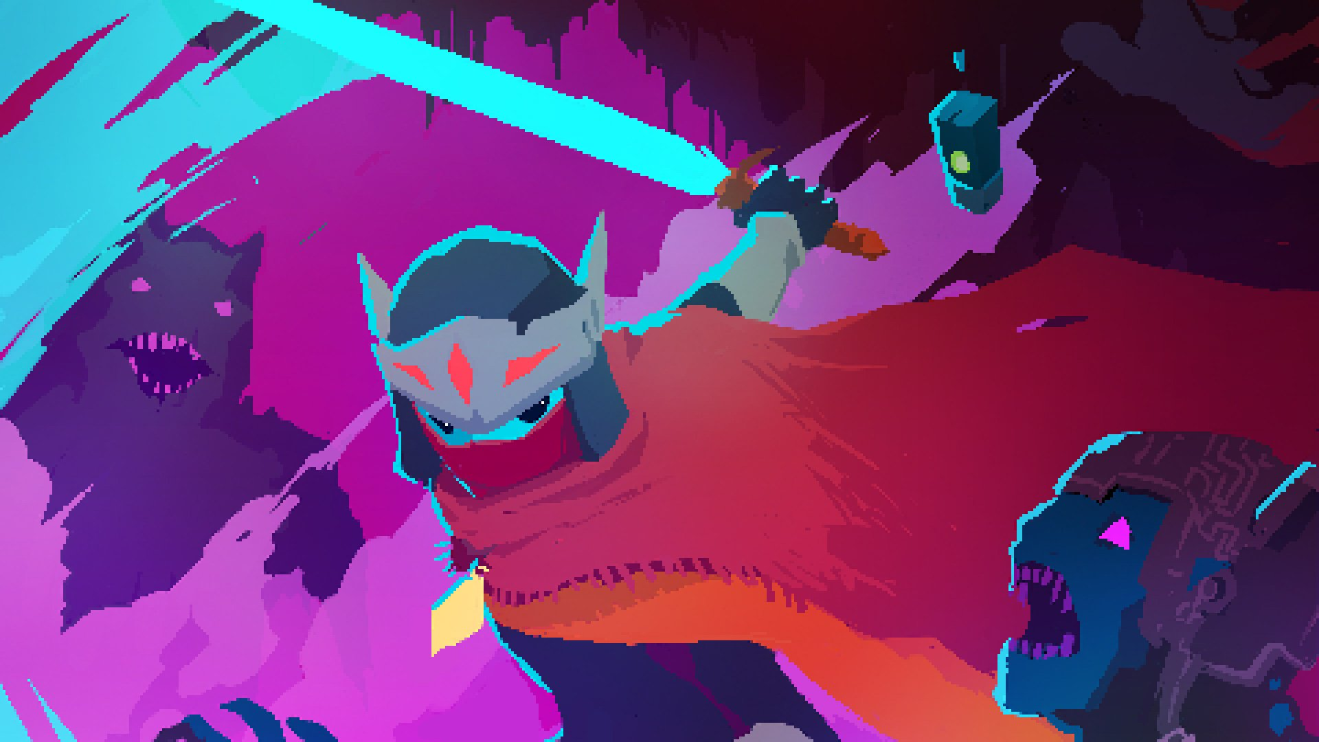 hyper light drifter nintendo switch indie