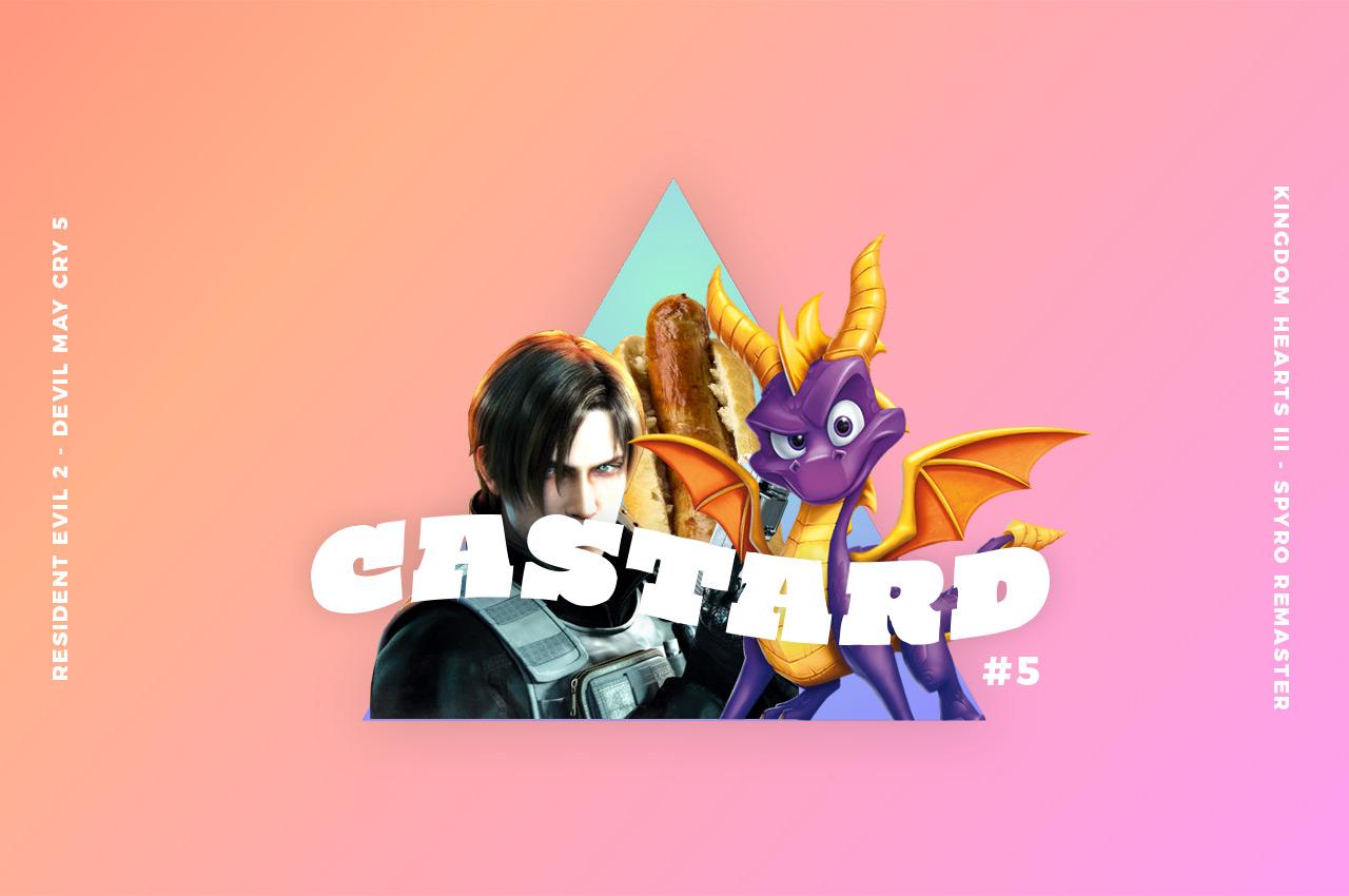 Castard Podcast #5