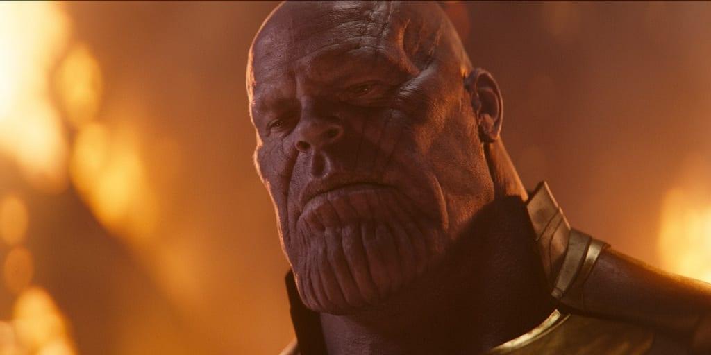 Alex Agnew - Thanos