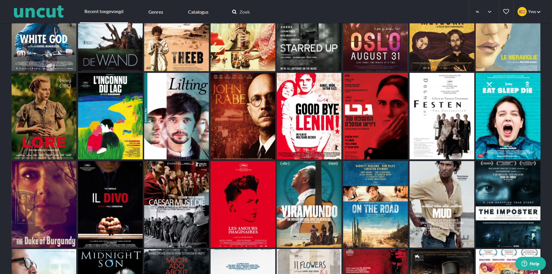 uncut netflix films on demand