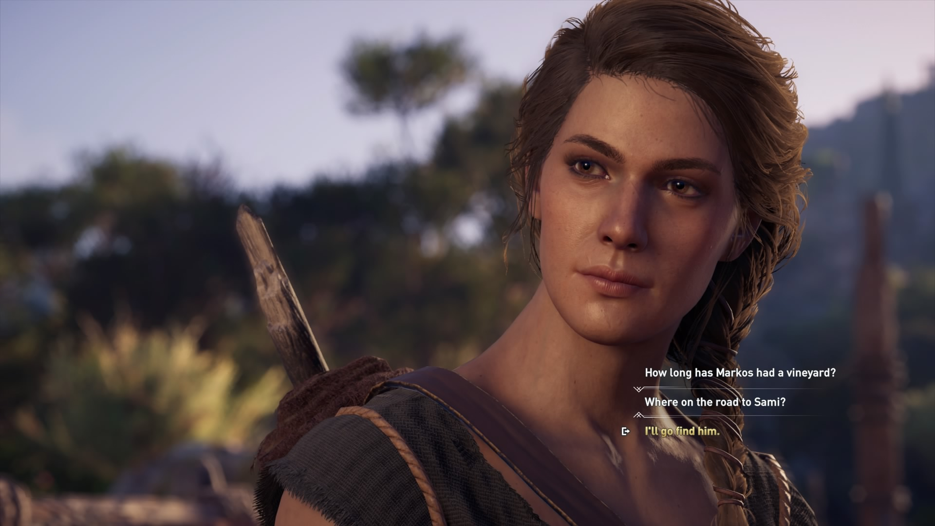 Assassin's Creed Odyssey choices