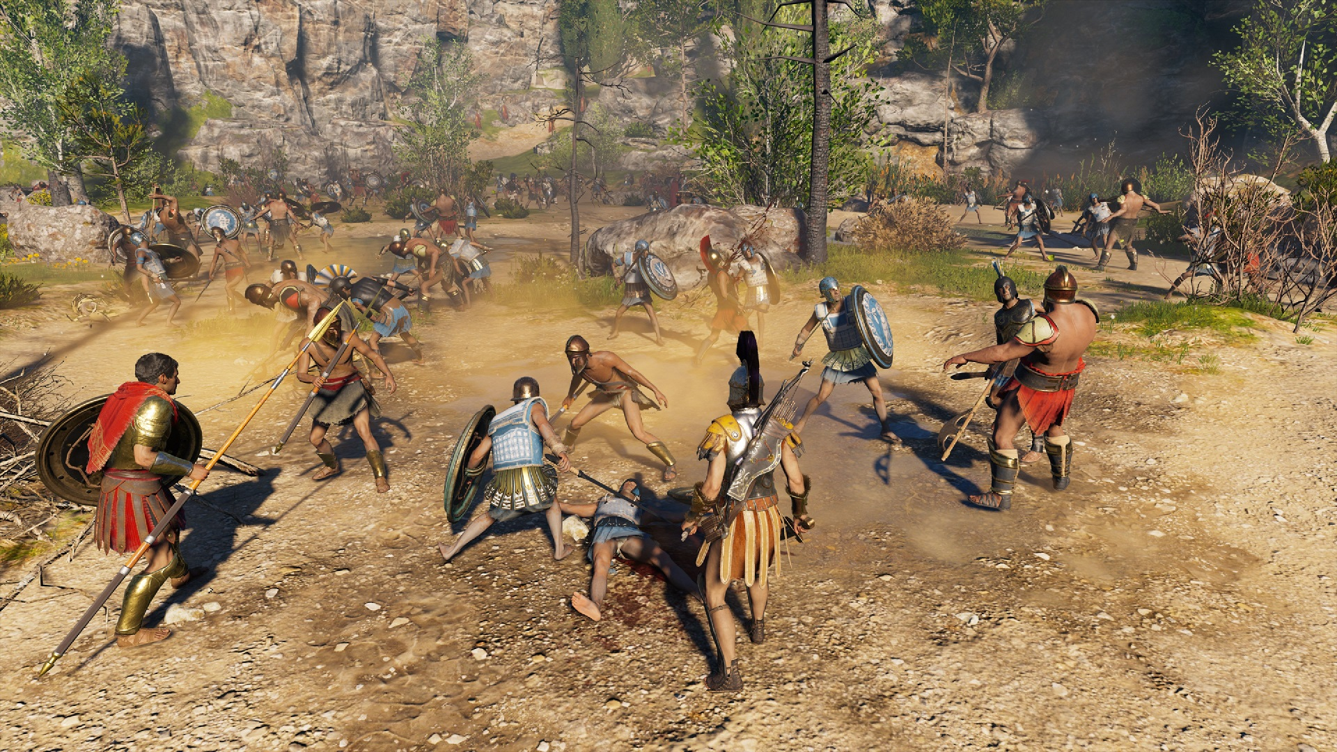 Assassin's Creed Odyssey conquest