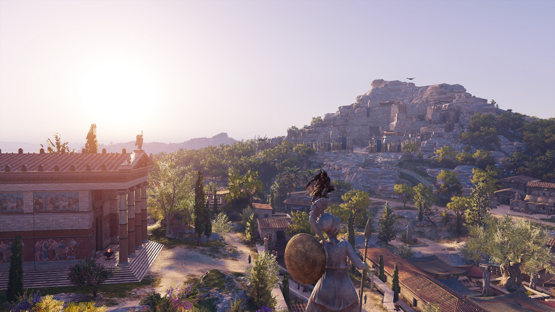 Assassin's Creed Odyssey graphics