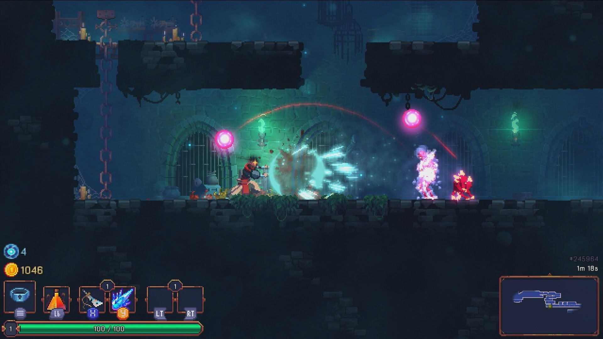 dead cells switch indie games
