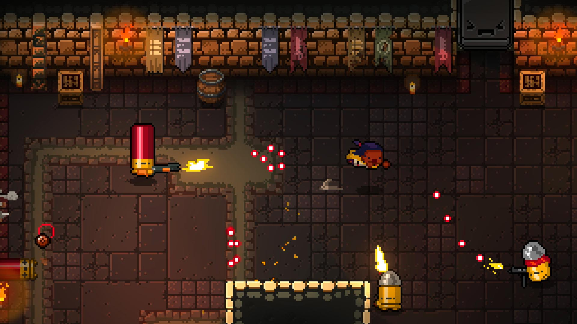 enter the gungeon switch indie games