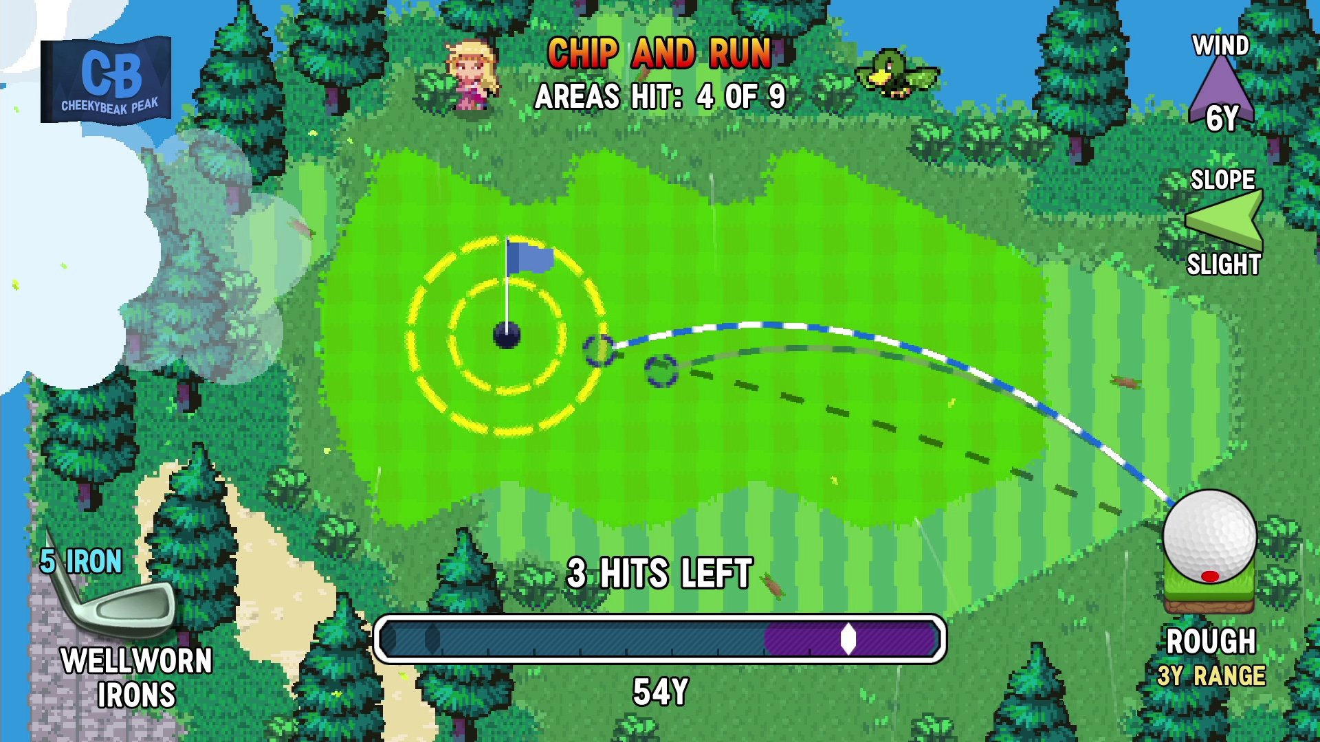 golf story switch indie games