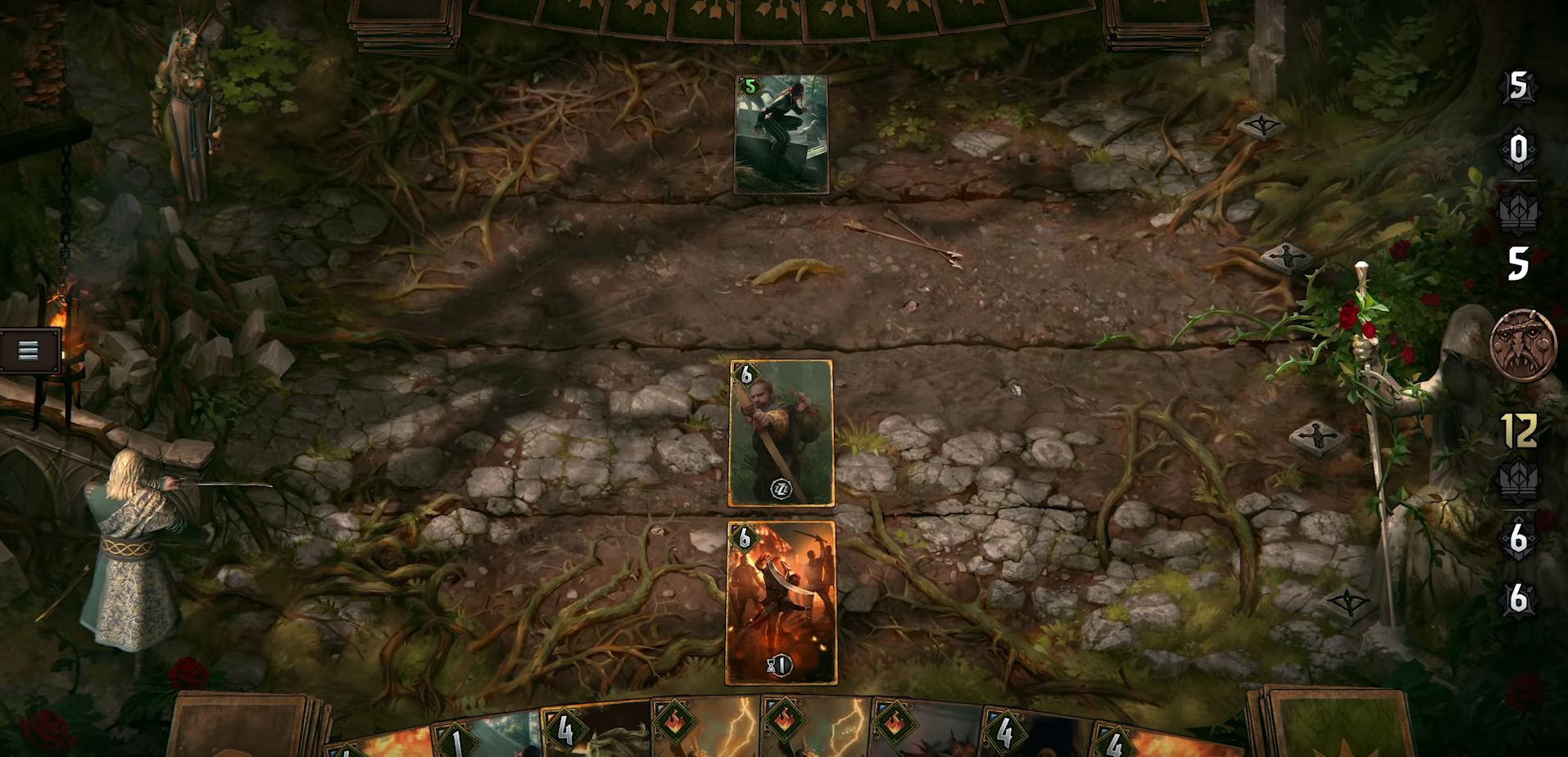 Gwent Homecoming nieuwe interface