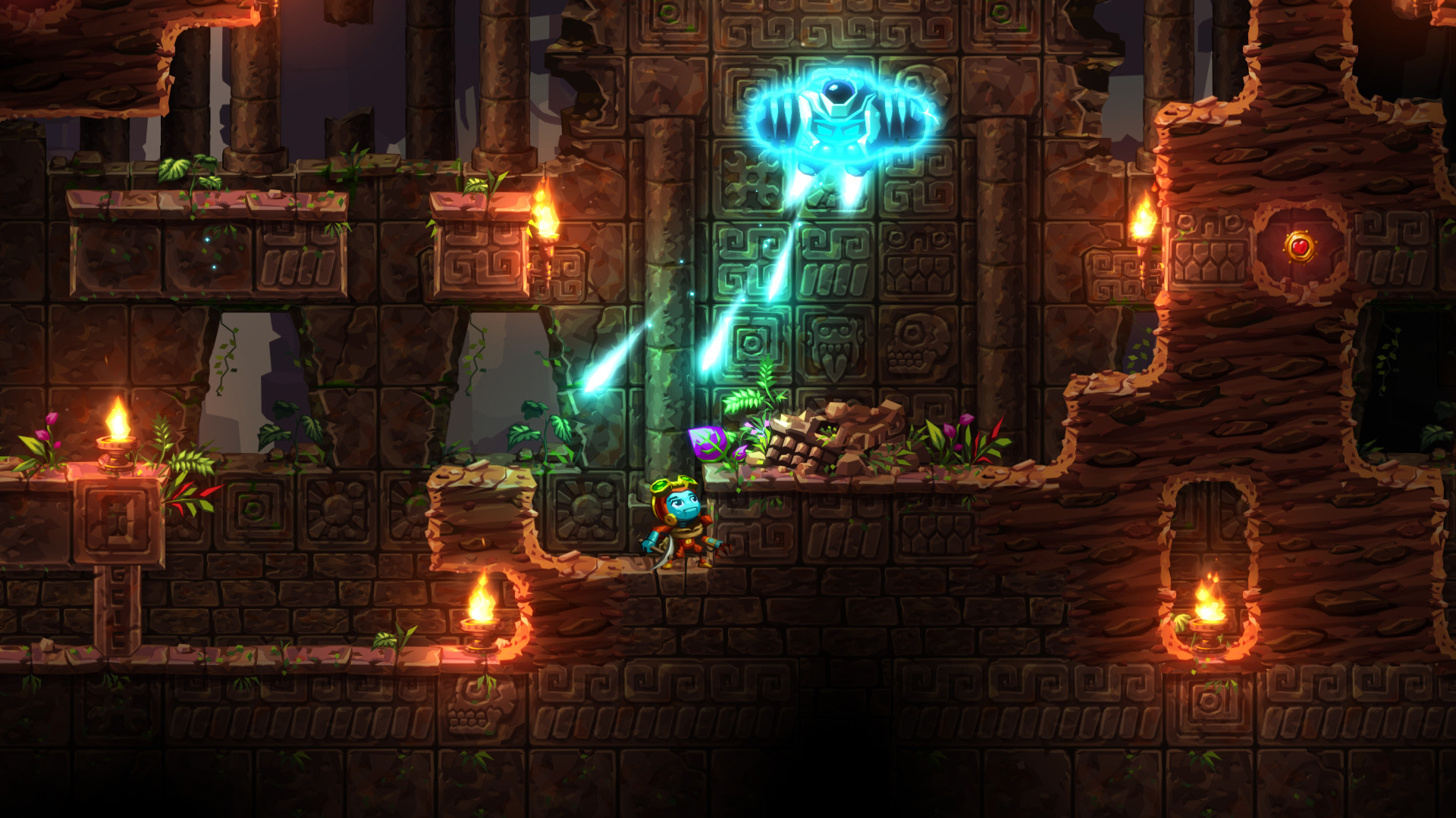 steamworld dig 2 switch indie games