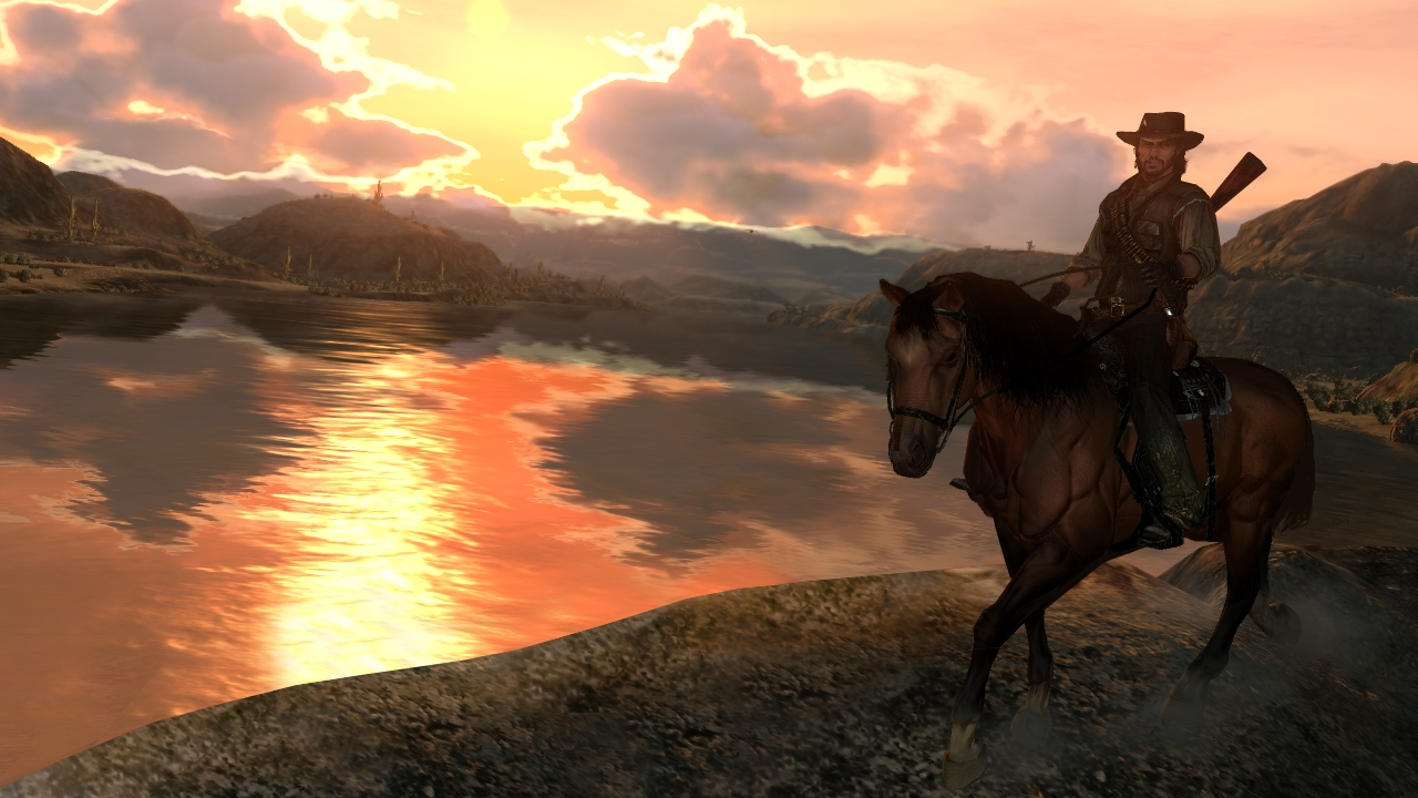 red dead redemption sunset 2