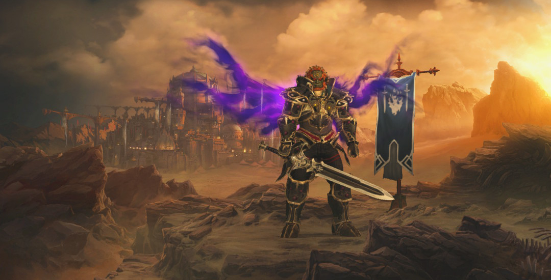 Diablo 3 Eternal Switch Ganandorf