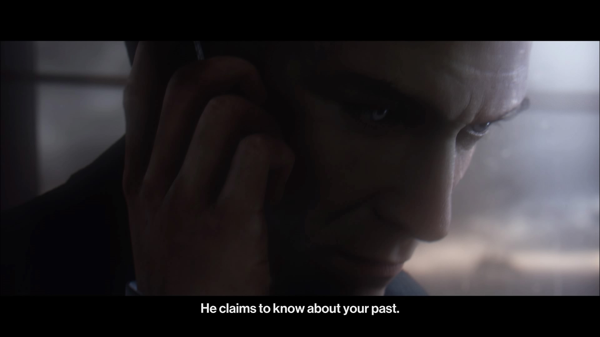 Hitman 2 cutscenes