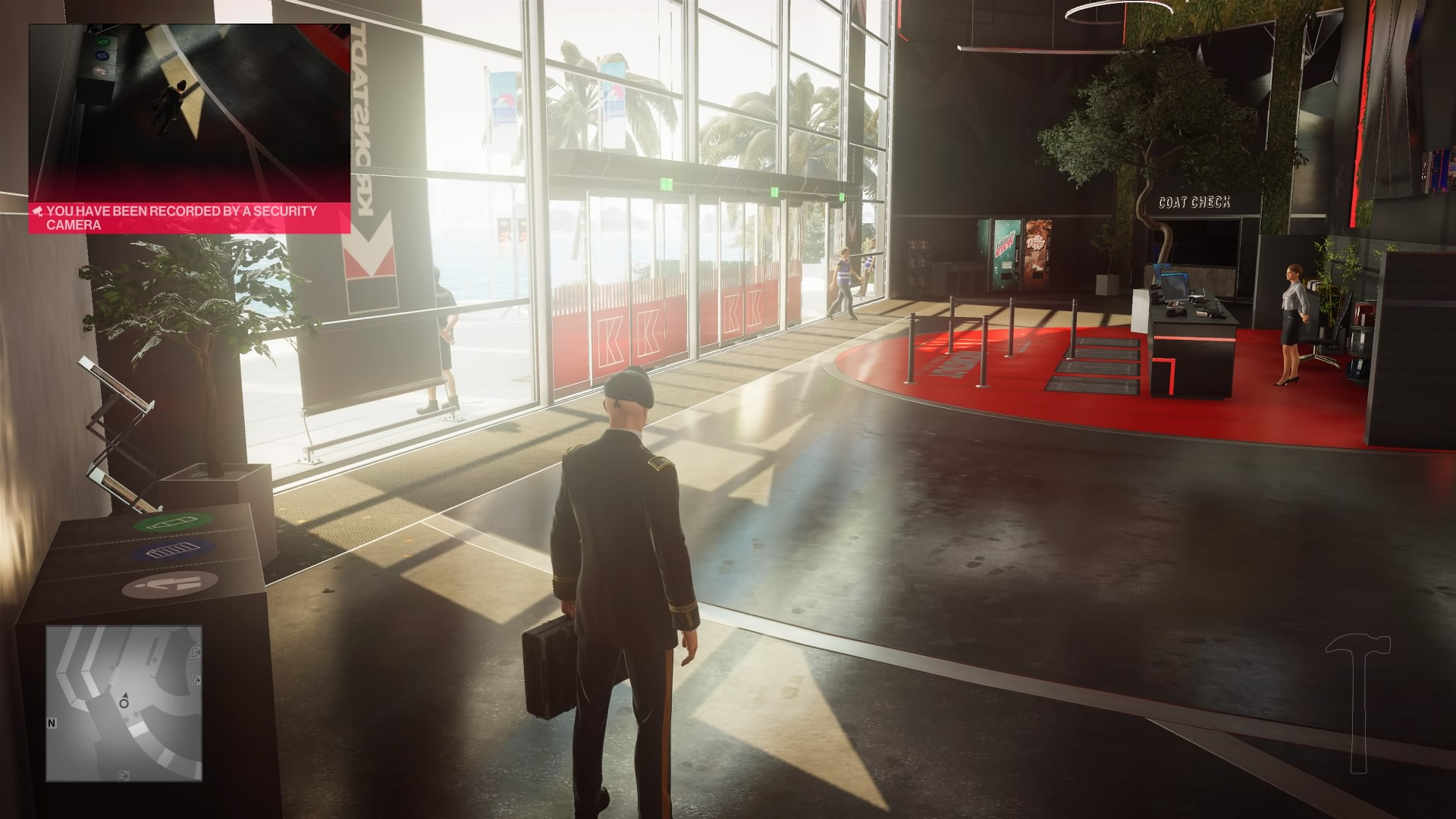 Hitman 2 picture in picture