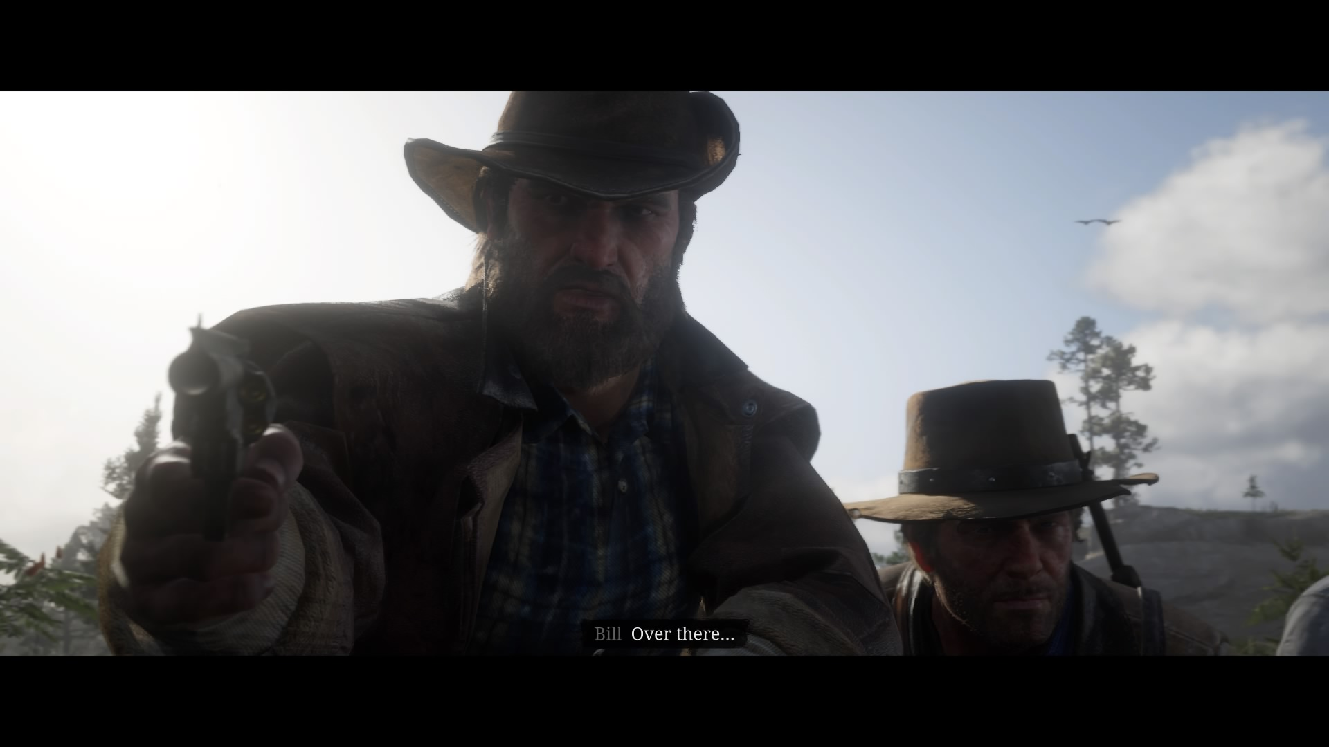 Red Dead Redemption 2 Bill